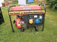 Pro - Power Gasoline Generator DH2500 C