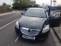 Pco Vauxhall insignia automatic 2012
