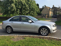 Mercedes-Benz C Class 1.6 C180 BlueEFFICIENCY Kompressor SE 4dr - £6,750
