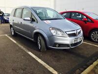 Vauxhall Zafira 2007 May Swap