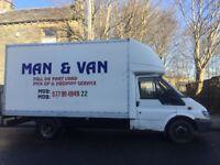 Man with a van Royal Removals
