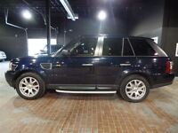 2008 Land Rover Range Rover Sport **HSE STUNNING COLOR COMBO**