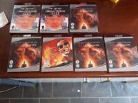 7 hd dvd films sealed new