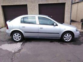2005 Vauxhall Astra 1.4 Enjoy 1yrs mot 83,000 miles with history inc timing belt change