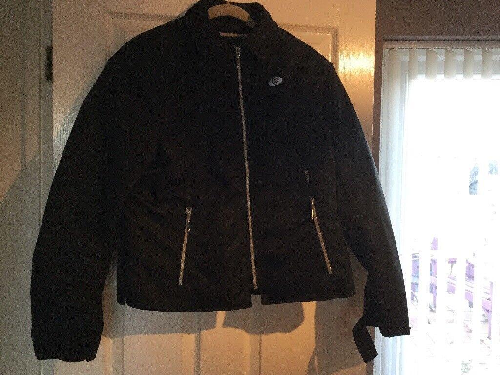 Frank Thomas Ladies Textile Motorbike Jacket Size 14