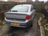 Vauxhall vectra spare or repair 3 litre turbo d v6 19 inch alloys