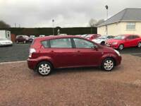 2007 Toyota Corolla Verso 7 seater 1.6 16V motd excellent condition