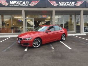 2014 BMW 3 Series 320I AUT0 SPORT PACKAGE LEATHER SUNROOF 57K
