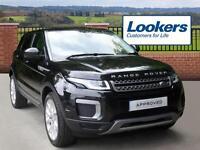 Land Rover Range Rover Evoque TD4 SE (black) 2016-06-17