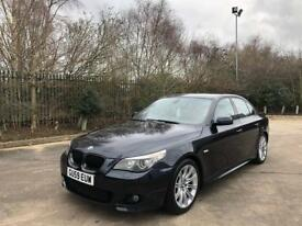 BMW 520D M SPORT BUSINESS EDITION PX WELCOME