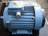 ELECTRIC MOTOR ASEA 3KW 4HP 440V