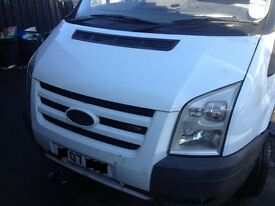 FORD TRANSIT SPARE PARTS, BREAKING ALL TRANSIT PARTS, MK6 AND MK7...CALL TODAY..