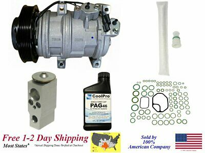 New A/C AC Compressor Kit Fits 2010-2013 Acura ZDX 3.7L