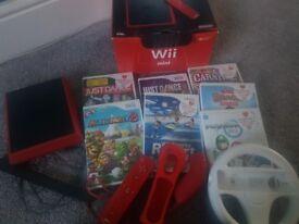 Nintendo wii mini bundle