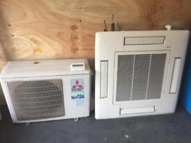 Mitsubishi Electric 5kw air conditioning unit inverter heating and cooling