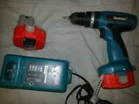 Makita 8280D 14.4v cordles drill