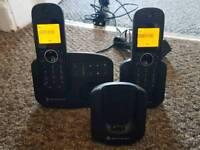 Home phone set