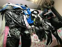 Motocross Boots & Armour