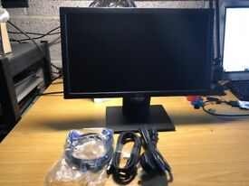 "DELL 20"" WIDE MONITOR"