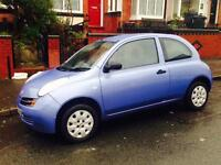 Nissan micra low miles full service history
