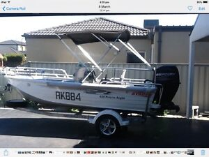 Fishing BOAT 2012 Tullamarine Hume Area Preview