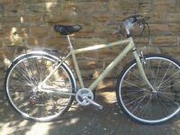 NEW Dawes Accona 2016 - Trekking Hybrid Classic Road Commuter Bike RRP £269