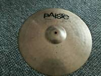 *** Reduced! **** Cymbal Set - Package £120