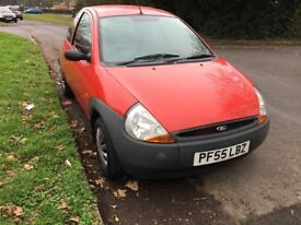 2006 Ford Ka only 75000