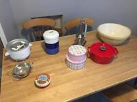 Kitchenware - MAKE ME AN OFFER!!!