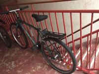 Bicycle in good condition with lock and brand new lights