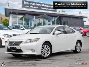 2015 LEXUS ES 350 PREMIUM PKG |CAMERA|ROOF|LEATHER|WARRANTY|57KM