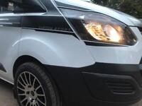 Ford Transit Custom Limited SWB LR 2016 low miles NO VAT