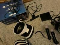 Sony Ps4 vr bundle