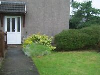 spacious two bed unfurnished grnd floor flat in Caerphilly £495 pm