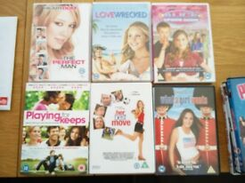 Girl's DVD Selection All in Great Condition BARGAIN - Sydney White - Amanda Bynes - Hilary Duff