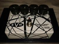 MXR EVH 117 Eddie Van Halen Flanger Pedal for electric guitar and more