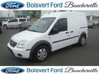 2012 Ford Transit Connect XLT w/o Rear Door Glass CARGO