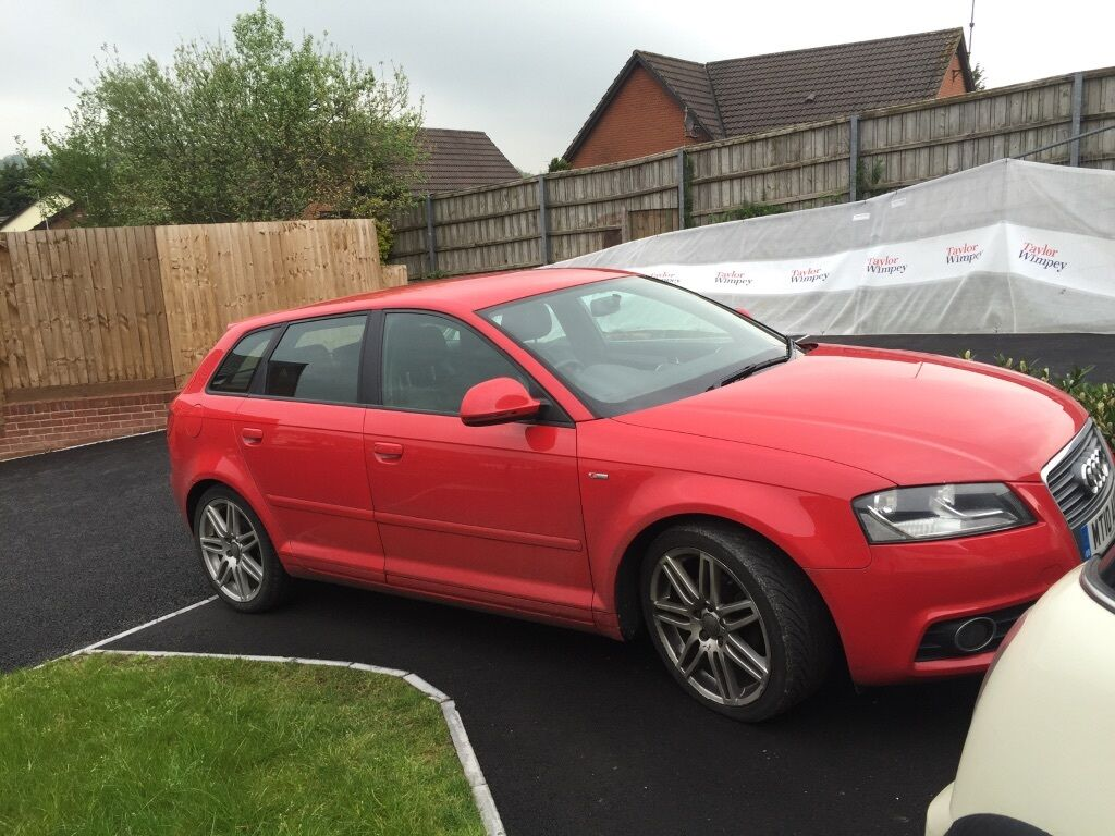 Audi A3 s line 10 plate .. Cheapest around | in Newport | Gumtree