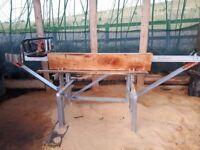 Logosol Chainsaw Mill Sawmill *No TEXTS*