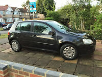 VW MK5 GOLF 1.4 S 5dr - PERFECT FIRST CAR - MOT'D UNTIL JUNE 2018 - RECENTLY SERVICED 2 MONTHS AGO