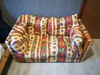 Childs pull out sofa bed