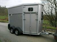 2014 Ifor Williams HB506 horse box