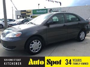 2007 Toyota Corolla CE/ PRICED FOR AN IMMEDIATE SALE !