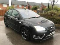 2006 FORD FOCUS ST3 FULLY LOADED HPI CLEAR SEVICE HISTORY 12 MONTH MOT £3995 PX