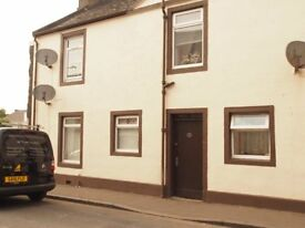 IMMACULATELY PRESENTED ONE BEDROOM GROUND FLOOR FLAT FOR LET IN LARGS TOWN CENTRE