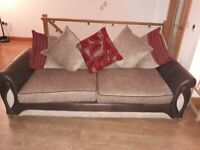 4 seater sofa aa new condition