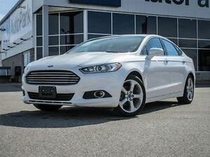 2016 Ford Fusion SE| Rear View Cam.| Power Sunroof|