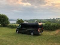 Luxary 4 Birth Campervan RENTAL (Bertha) motorhome hire From £95 per day