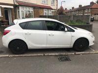 Vauxhall Astra 2011 1.3 diesal spares or repair