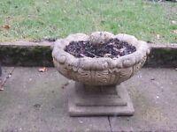 Garden pot small